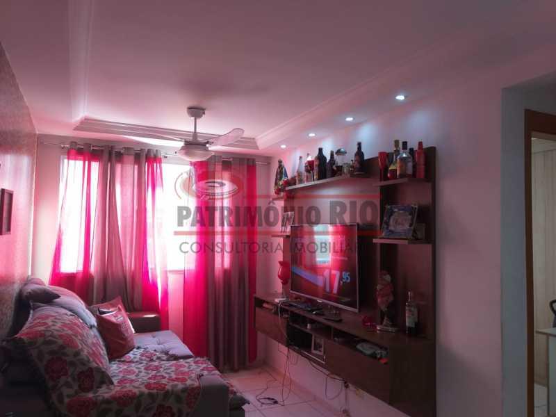 RS 23 - Apartamento de 2quartos com suíte todo reformado - PAAP22995 - 1