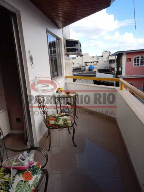 IMG-20190604-WA0040 - Apartamento 2quartos- 1vaga - Pechincha - PAAP22997 - 3