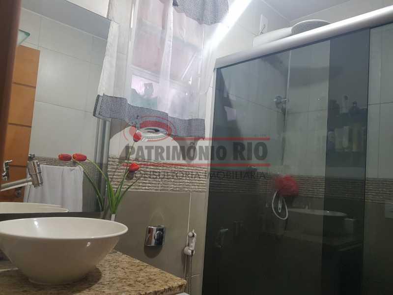 IMG-20190522-WA0031 - Cobertura, 2quartos mais dependência, piscina - 2vagas - Pechincha - PACO20036 - 18