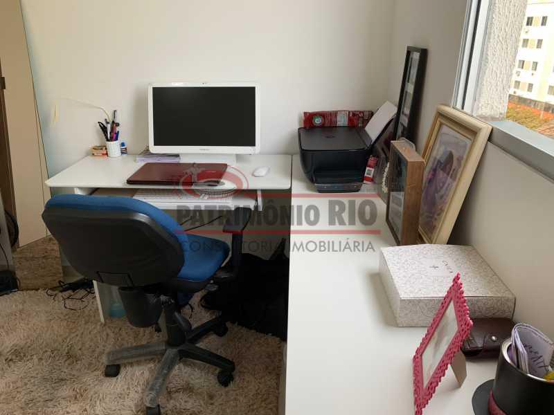 IMG-1776 - Apartamento - 2qtos - suíte - vaga - reformado - PAAP23006 - 13
