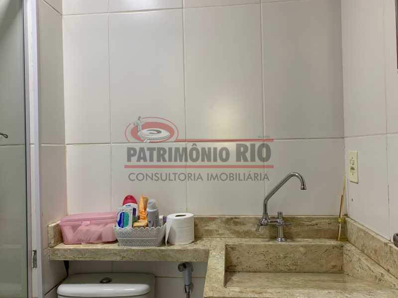 IMG-1793 - Apartamento - 2qtos - suíte - vaga - reformado - PAAP23006 - 20