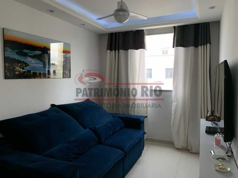 IMG-1804 - Apartamento - 2qtos - suíte - vaga - reformado - PAAP23006 - 25