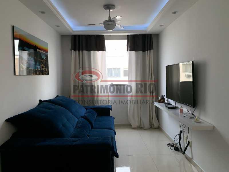 IMG-1807 - Apartamento - 2qtos - suíte - vaga - reformado - PAAP23006 - 9