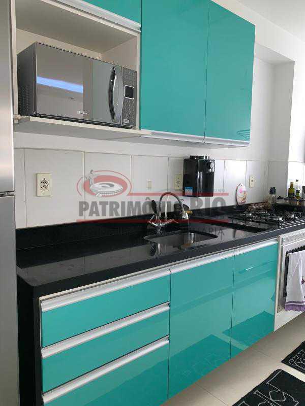 IMG-1808 - Apartamento - 2qtos - suíte - vaga - reformado - PAAP23006 - 22
