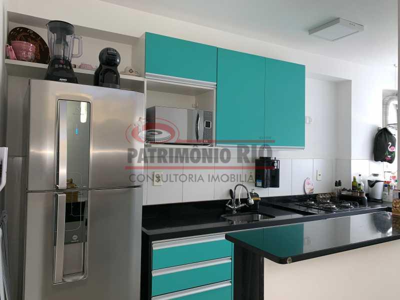 IMG-1809 - Apartamento - 2qtos - suíte - vaga - reformado - PAAP23006 - 23