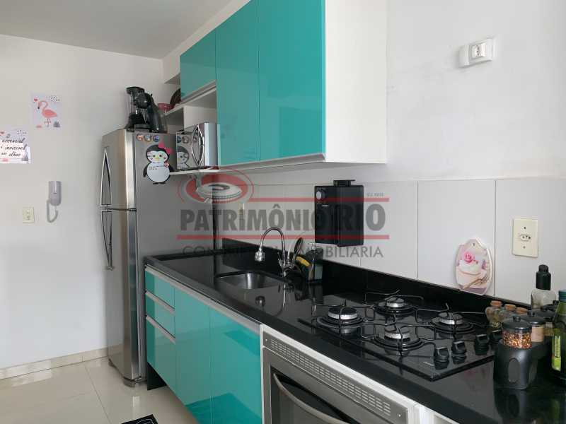 IMG-1814 - Apartamento - 2qtos - suíte - vaga - reformado - PAAP23006 - 3