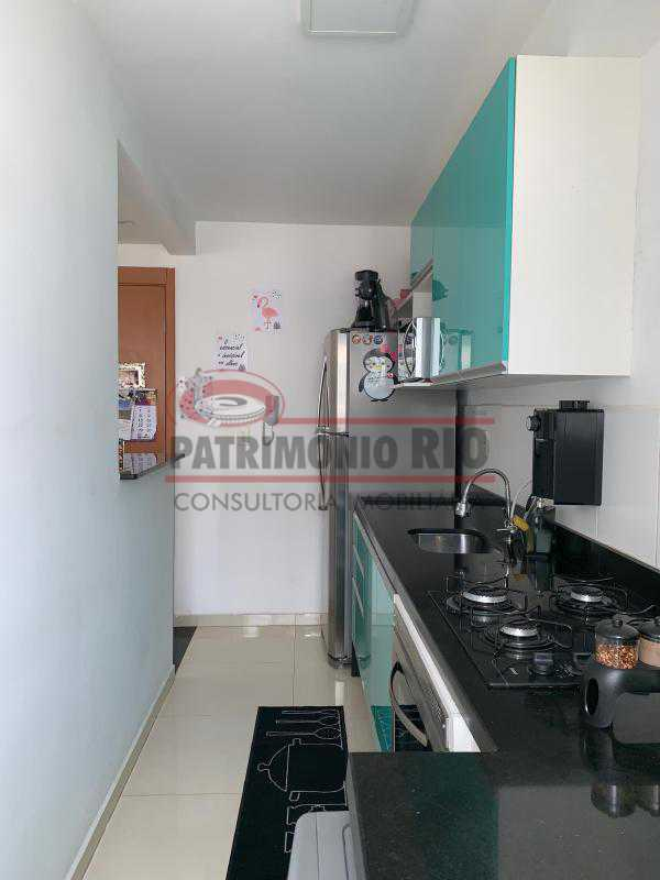IMG-1816 - Apartamento - 2qtos - suíte - vaga - reformado - PAAP23006 - 6