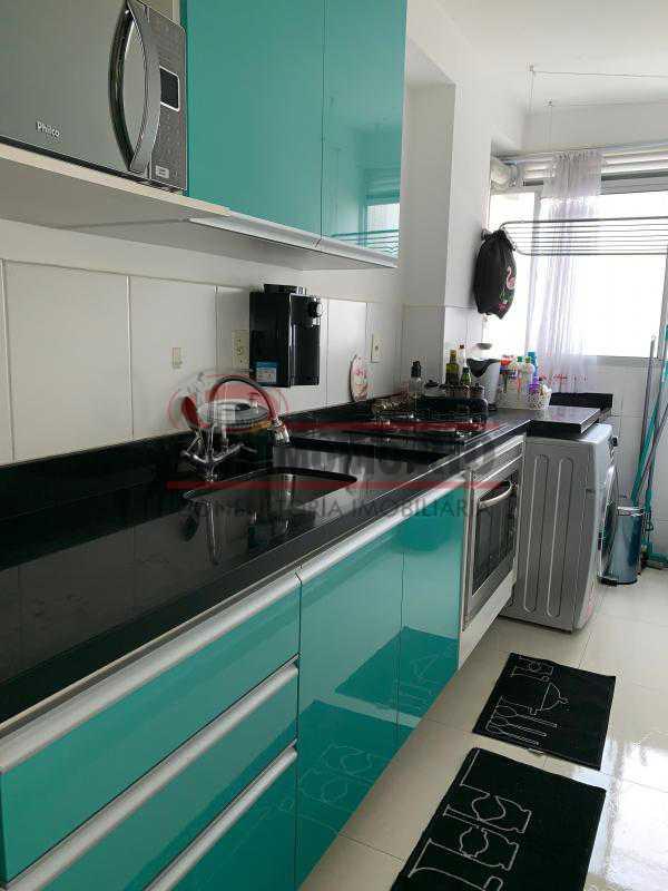 IMG-1821 - Apartamento - 2qtos - suíte - vaga - reformado - PAAP23006 - 4
