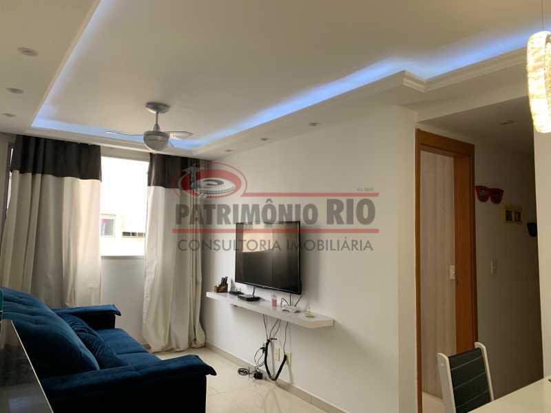 IMG-1825 - Apartamento - 2qtos - suíte - vaga - reformado - PAAP23006 - 8