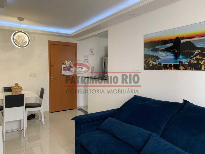 IMG-1830 - Apartamento - 2qtos - suíte - vaga - reformado - PAAP23006 - 7