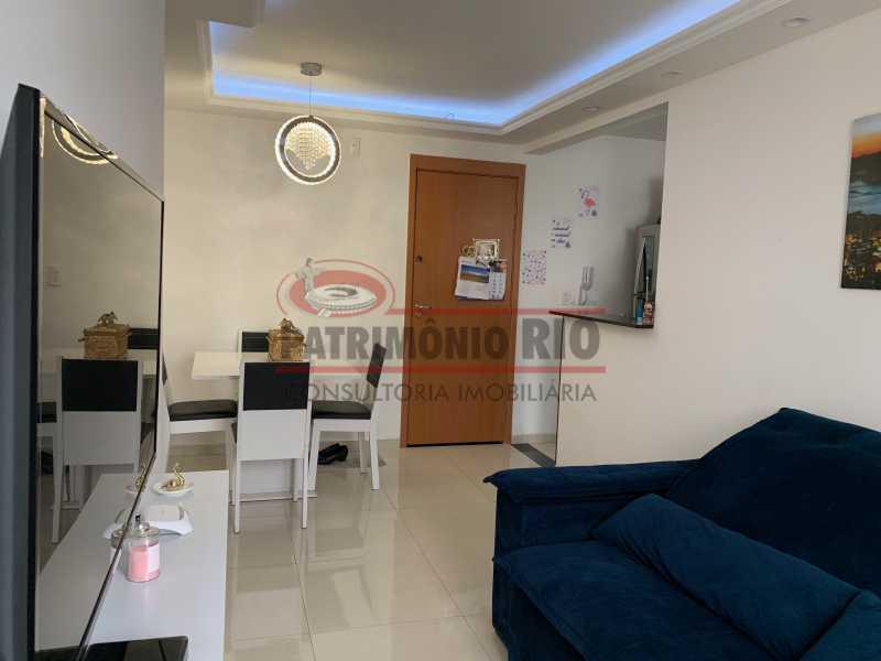 IMG-1831 - Apartamento - 2qtos - suíte - vaga - reformado - PAAP23006 - 10