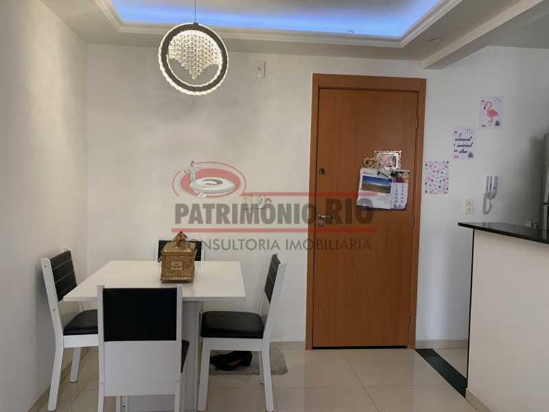 IMG-1833 - Apartamento - 2qtos - suíte - vaga - reformado - PAAP23006 - 27