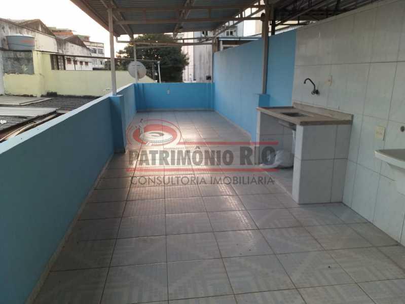 WhatsApp Image 2019-06-19 at 1 - Casa próximo a estação 2qtos com terraço - PACV20074 - 19
