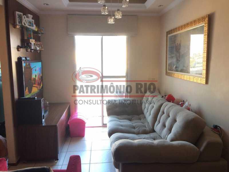 NT PARK P 8 - Colado ao Norte Shopping - 2qtos no Norte Park - PAAP23057 - 3