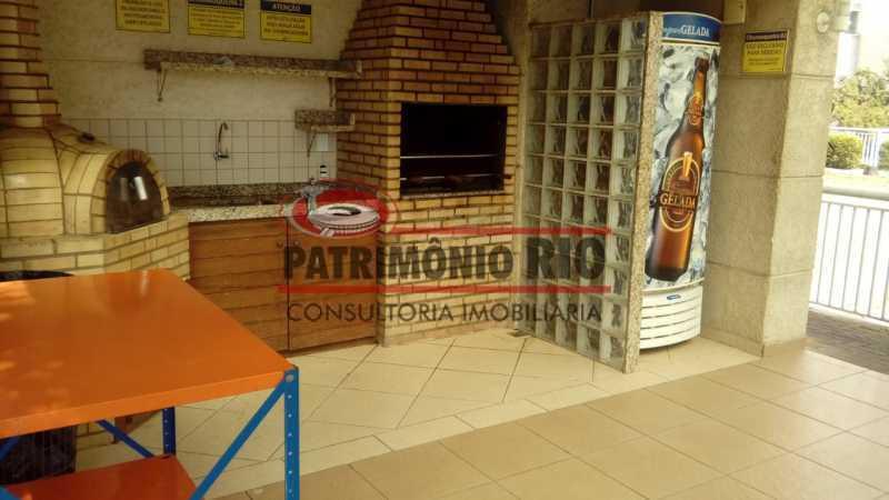 NT PARK P 32 - Colado ao Norte Shopping - 2qtos no Norte Park - PAAP23057 - 16
