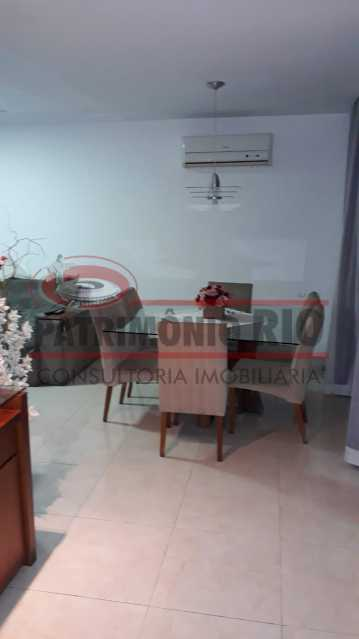 Sala - Belíssima Casa Linear com terraço - PACA30411 - 3