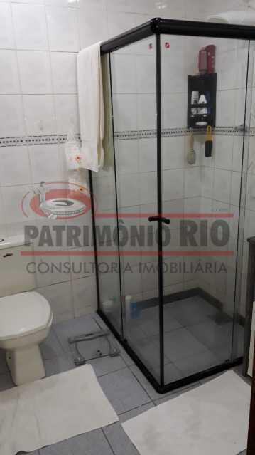 Suíte - Belíssima Casa Linear com terraço - PACA30411 - 8