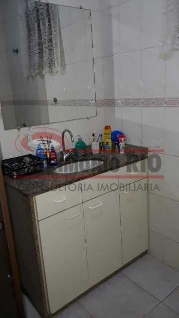 Suíte - Belíssima Casa Linear com terraço - PACA30411 - 7