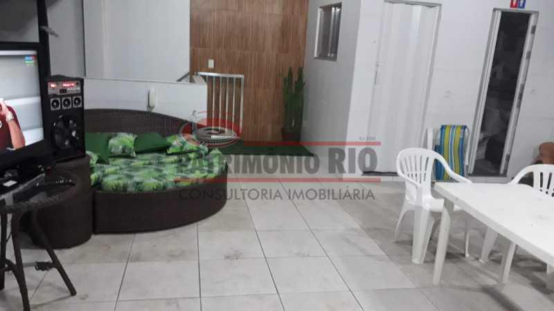 Terraço - Belíssima Casa Linear com terraço - PACA30411 - 13