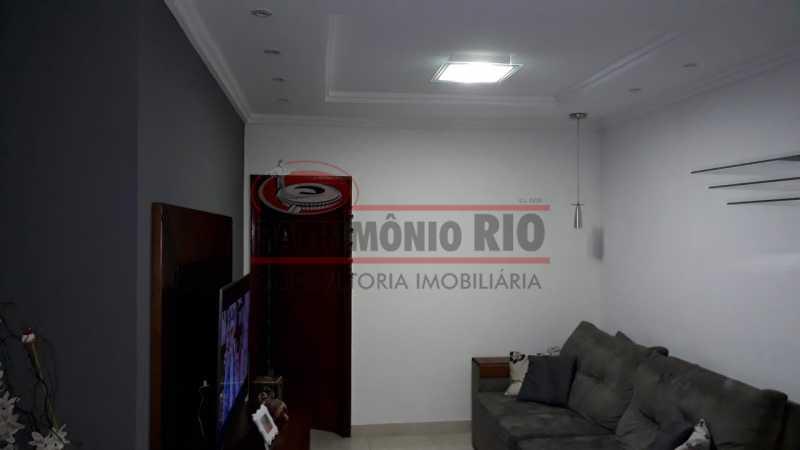Sala - Belíssima Casa Linear com terraço - PACA30411 - 4