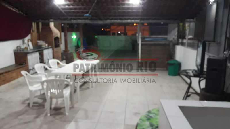 Terraço - Belíssima Casa Linear com terraço - PACA30411 - 15