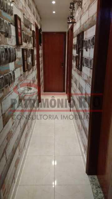 Circulação - Belíssima Casa Linear com terraço - PACA30411 - 16