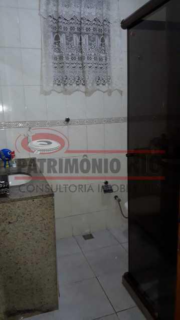 Banheiro social - Belíssima Casa Linear com terraço - PACA30411 - 20