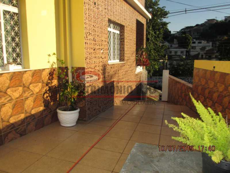 IMG_9128 - Espetacular Casa Duplex - 4quartos - 2vagas garagem - Braz de Pina - PACA40149 - 6