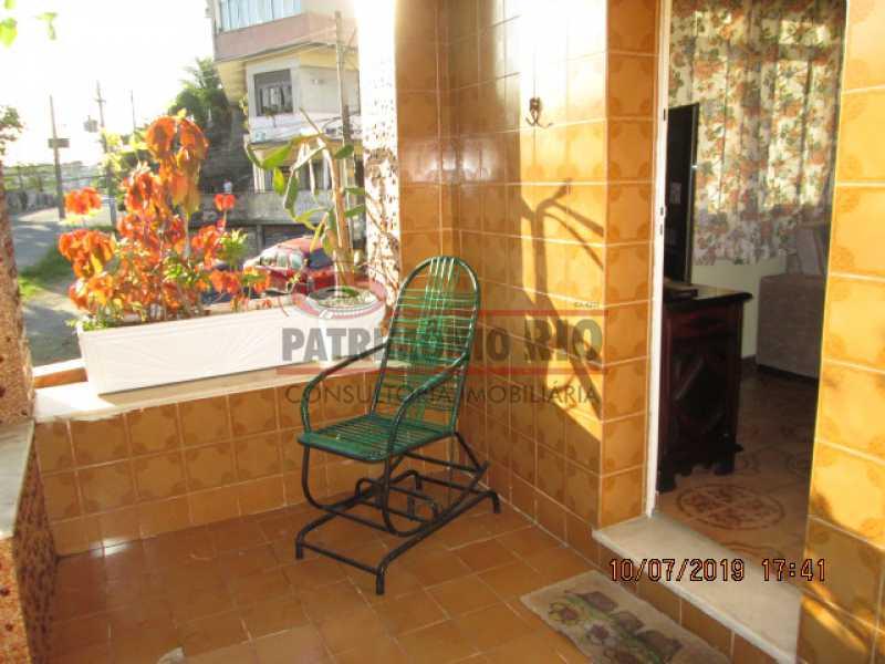 IMG_9130 - Espetacular Casa Duplex - 4quartos - 2vagas garagem - Braz de Pina - PACA40149 - 5