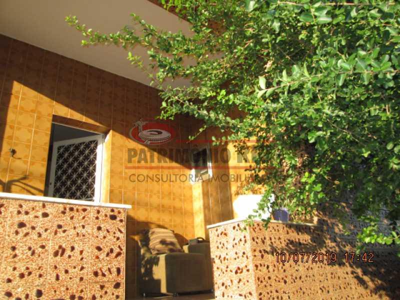 IMG_9131 - Espetacular Casa Duplex - 4quartos - 2vagas garagem - Braz de Pina - PACA40149 - 4