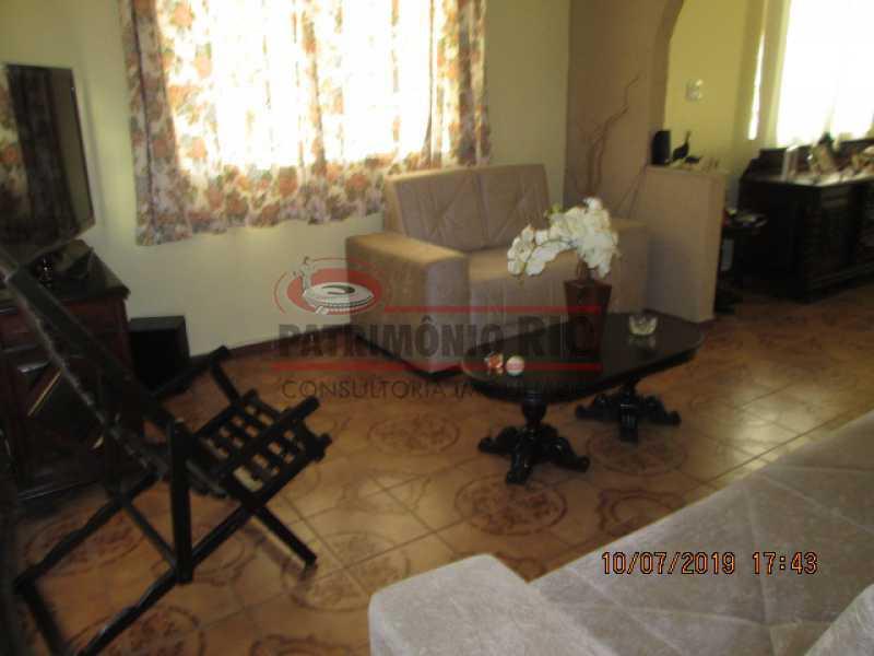 IMG_9135 - Espetacular Casa Duplex - 4quartos - 2vagas garagem - Braz de Pina - PACA40149 - 9