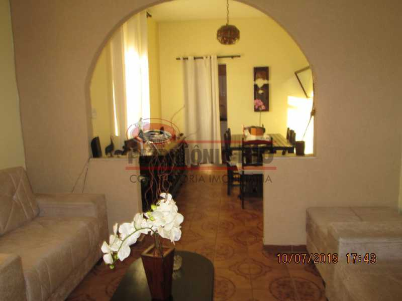 IMG_9136 - Espetacular Casa Duplex - 4quartos - 2vagas garagem - Braz de Pina - PACA40149 - 10