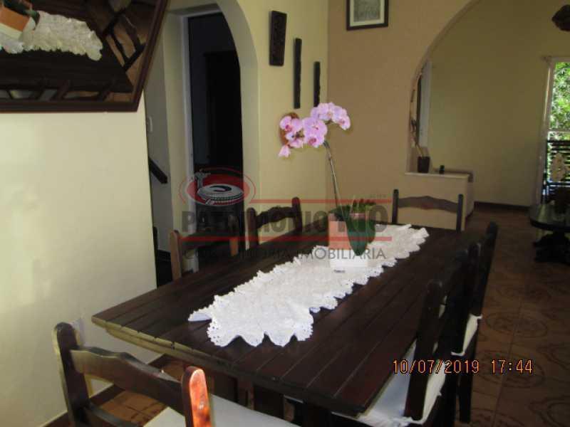 IMG_9140 - Espetacular Casa Duplex - 4quartos - 2vagas garagem - Braz de Pina - PACA40149 - 12