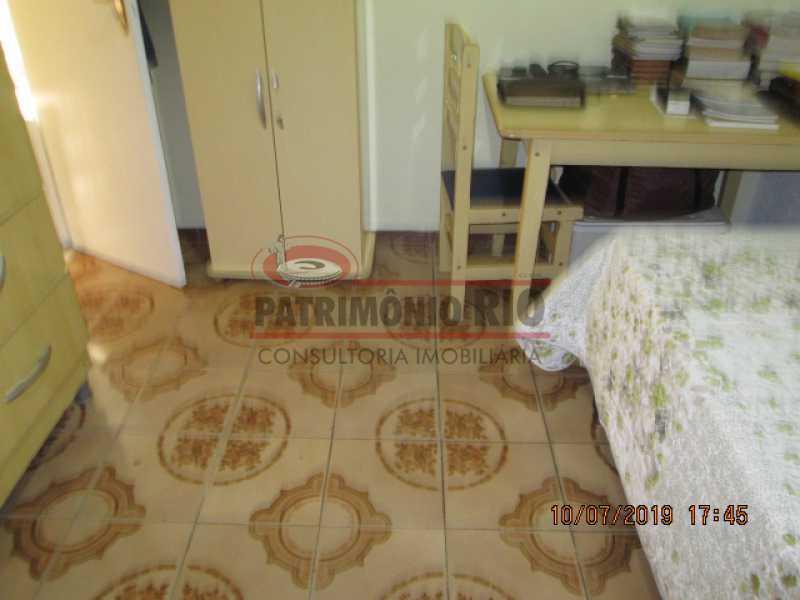 IMG_9145 - Espetacular Casa Duplex - 4quartos - 2vagas garagem - Braz de Pina - PACA40149 - 14