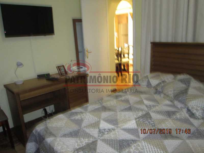 IMG_9148 - Espetacular Casa Duplex - 4quartos - 2vagas garagem - Braz de Pina - PACA40149 - 16