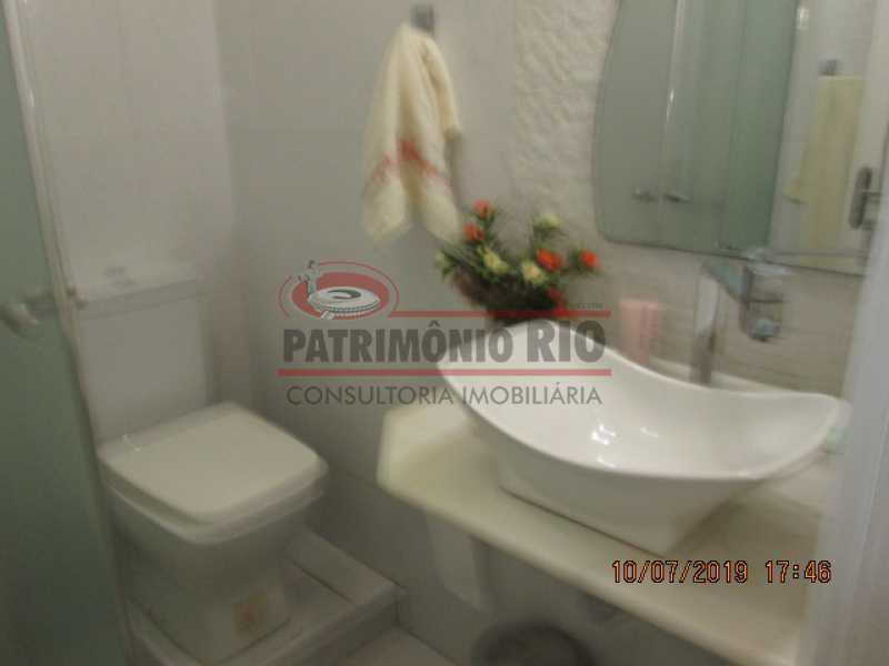 IMG_9152 - Espetacular Casa Duplex - 4quartos - 2vagas garagem - Braz de Pina - PACA40149 - 17
