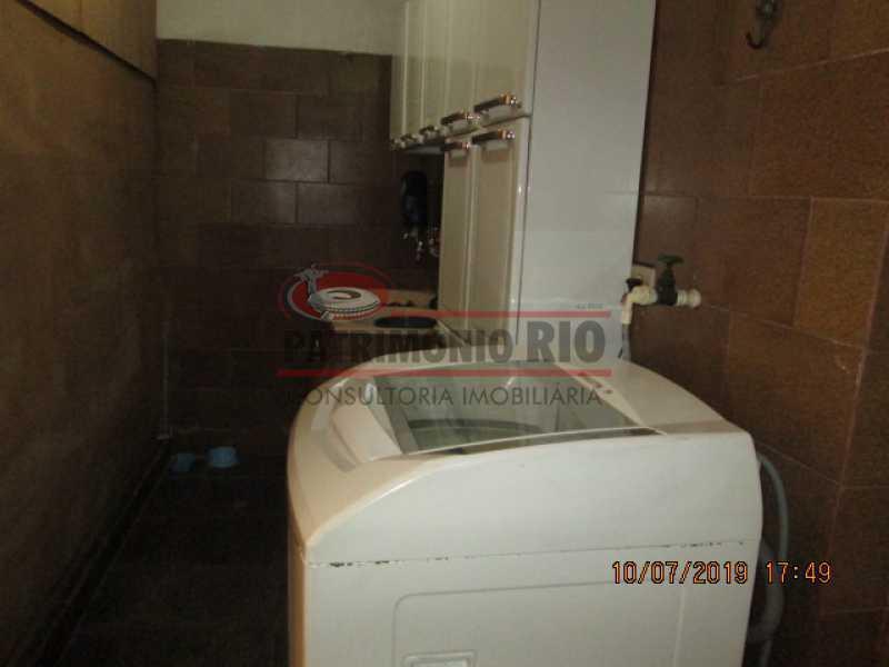 IMG_9161 - Espetacular Casa Duplex - 4quartos - 2vagas garagem - Braz de Pina - PACA40149 - 21