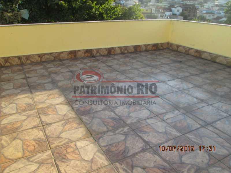 IMG_9165 - Espetacular Casa Duplex - 4quartos - 2vagas garagem - Braz de Pina - PACA40149 - 22