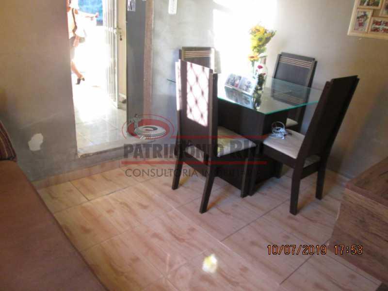 IMG_9171 - Espetacular Casa Duplex - 4quartos - 2vagas garagem - Braz de Pina - PACA40149 - 24
