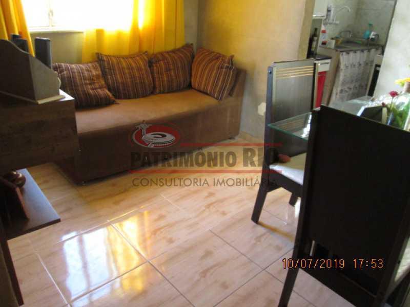 IMG_9172 - Espetacular Casa Duplex - 4quartos - 2vagas garagem - Braz de Pina - PACA40149 - 25