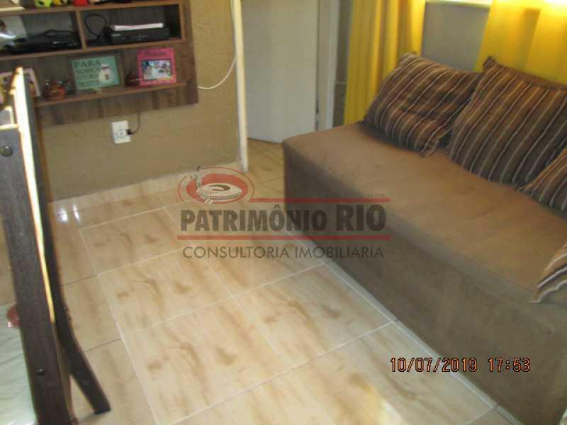 IMG_9174 - Espetacular Casa Duplex - 4quartos - 2vagas garagem - Braz de Pina - PACA40149 - 26