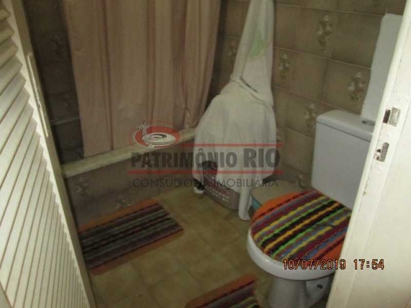 IMG_9177 - Espetacular Casa Duplex - 4quartos - 2vagas garagem - Braz de Pina - PACA40149 - 29