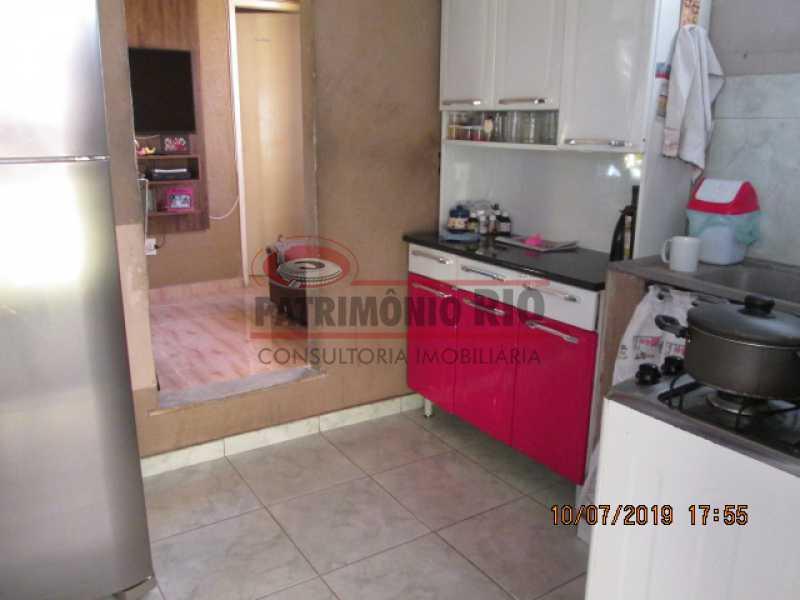 IMG_9180 - Espetacular Casa Duplex - 4quartos - 2vagas garagem - Braz de Pina - PACA40149 - 31