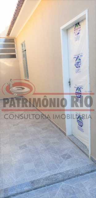 WhatsApp Image 2019-07-10 at 3 - Casa de vila, 1qto toda reformada - PACV10036 - 3