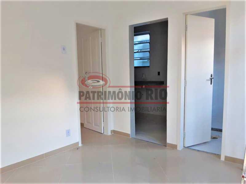 WhatsApp Image 2019-07-12 at 3 - Casa de vila, 1qto toda reformada - PACV10036 - 12