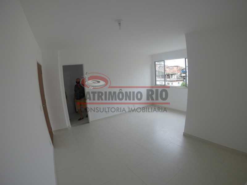 1 - sala 3 - Apartamento 2quartos Vaz Lobo - PAAP23097 - 5
