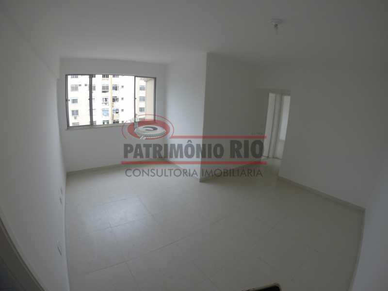 1 - sala 4 - Apartamento 2quartos Vaz Lobo - PAAP23097 - 7