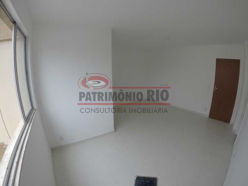 1 - sala 5 - Apartamento 2quartos Vaz Lobo - PAAP23097 - 8