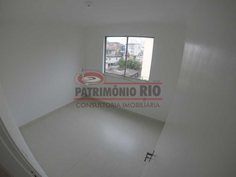 3 - quarto 1 - Apartamento 2quartos Vaz Lobo - PAAP23097 - 9