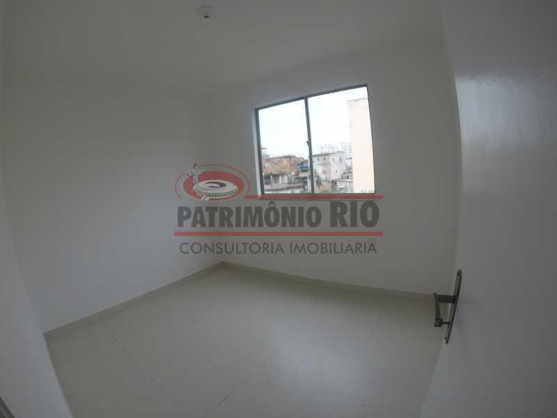 4 - quarto 2 - Apartamento 2quartos Vaz Lobo - PAAP23097 - 10